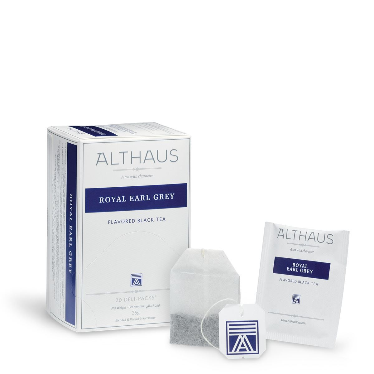 Althaus Deli Pack Royal Earl Grey cutie 20 plic