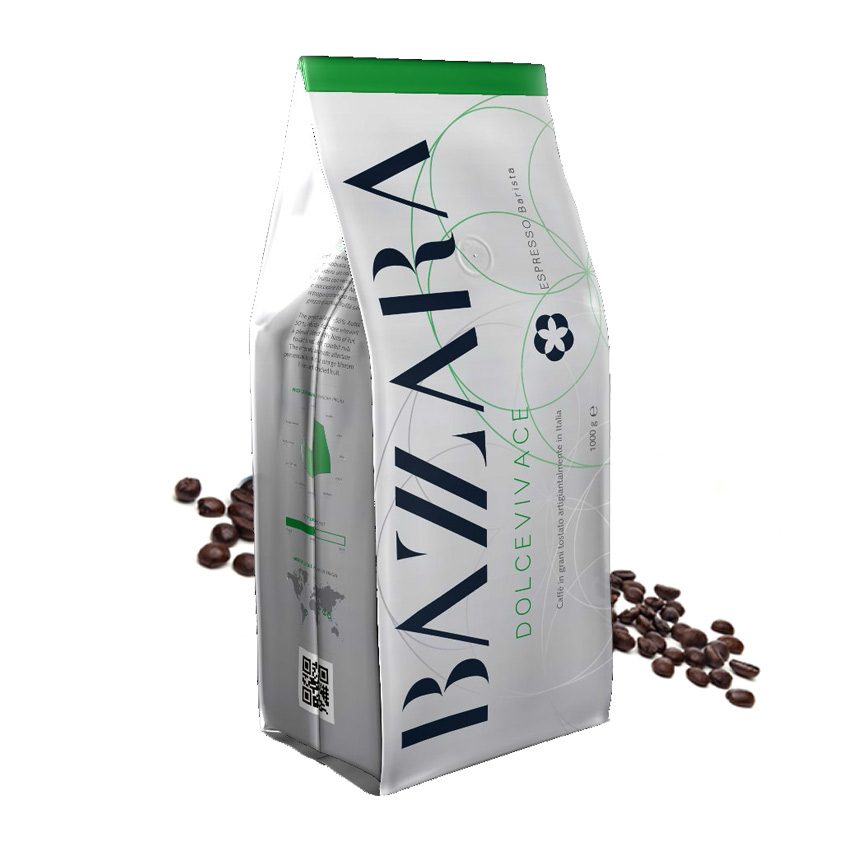 Bazzara Dolce Vivace cafea boabe 1 kg