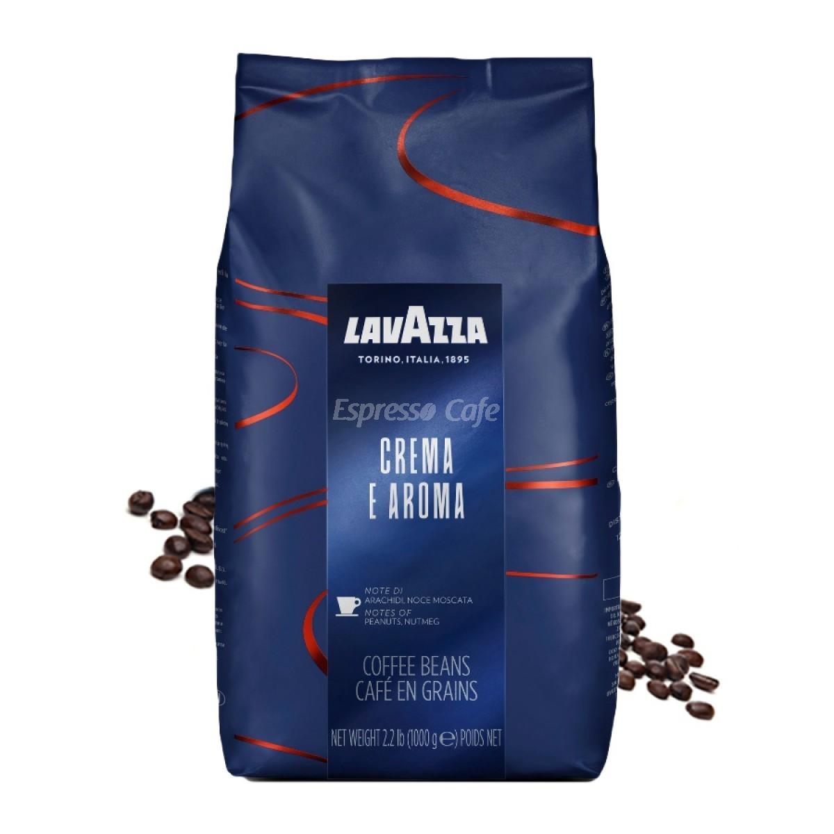 Lavazza Crema e Aroma ESPRESSO Profesionala cafea boabe 1 kg