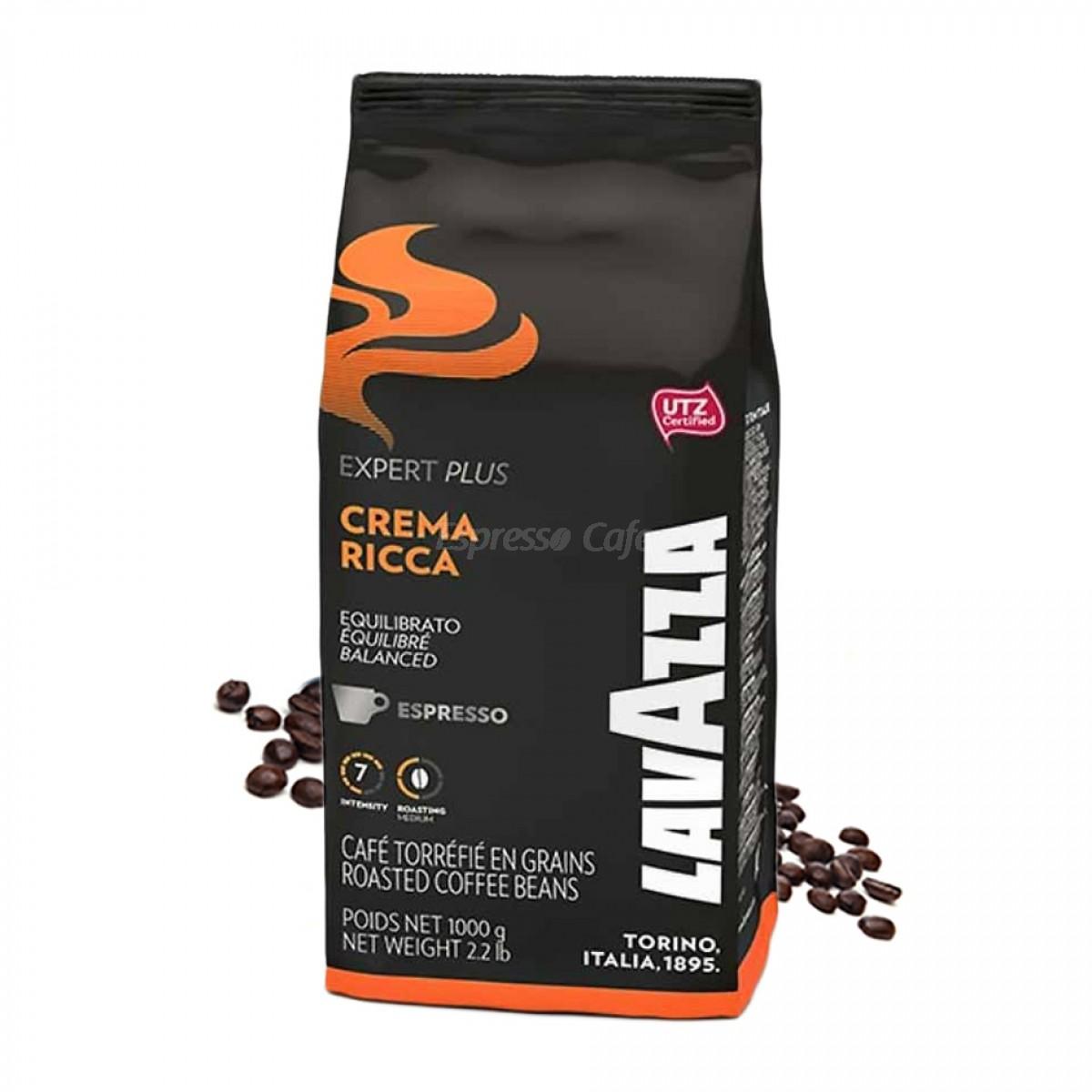Lavazza Expert Crema Ricca cafea boabe 1 kg