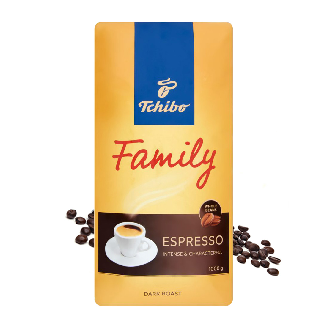Tchibo Family cafea boabe 1kg