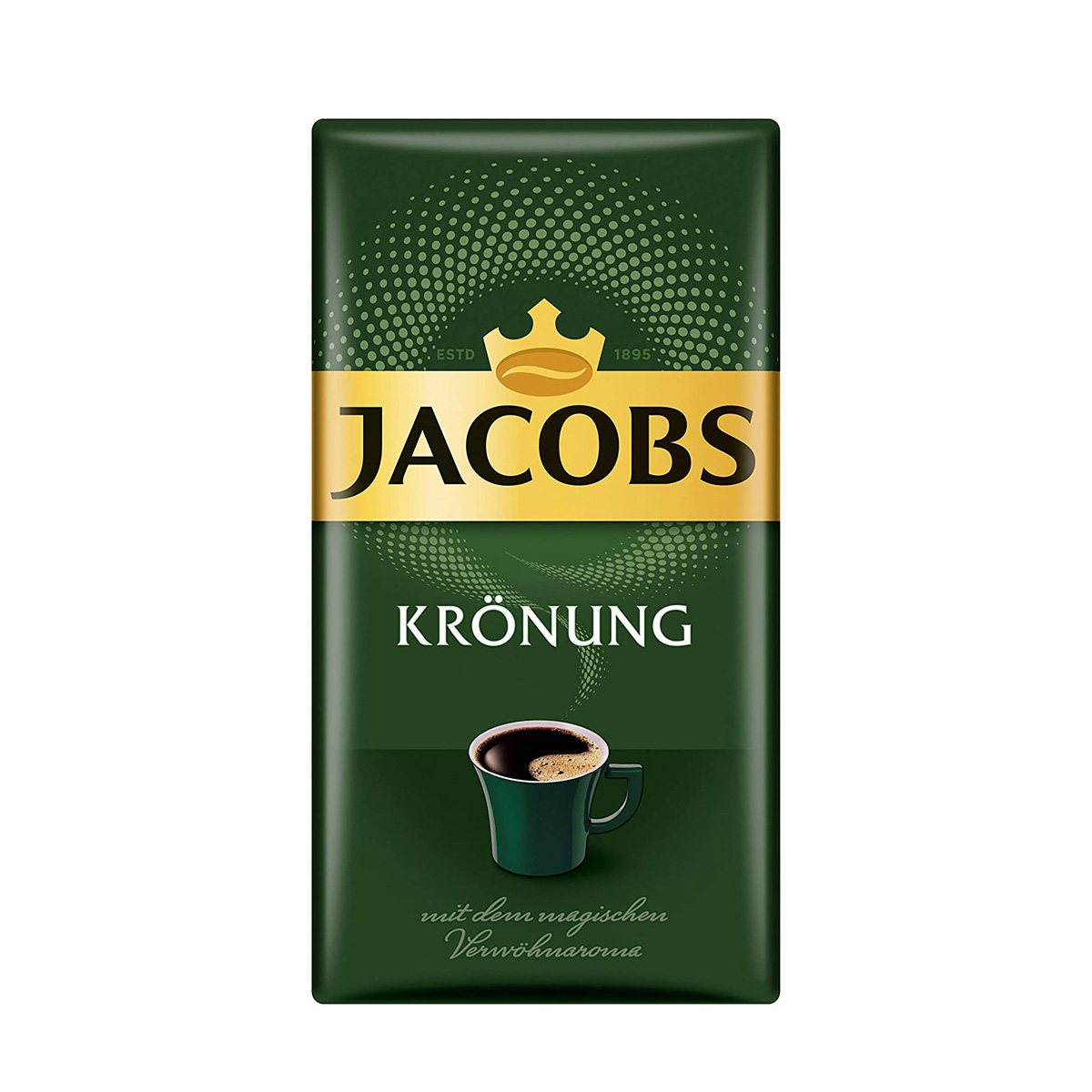 Jacobs Kronung cafea macinata 500gr