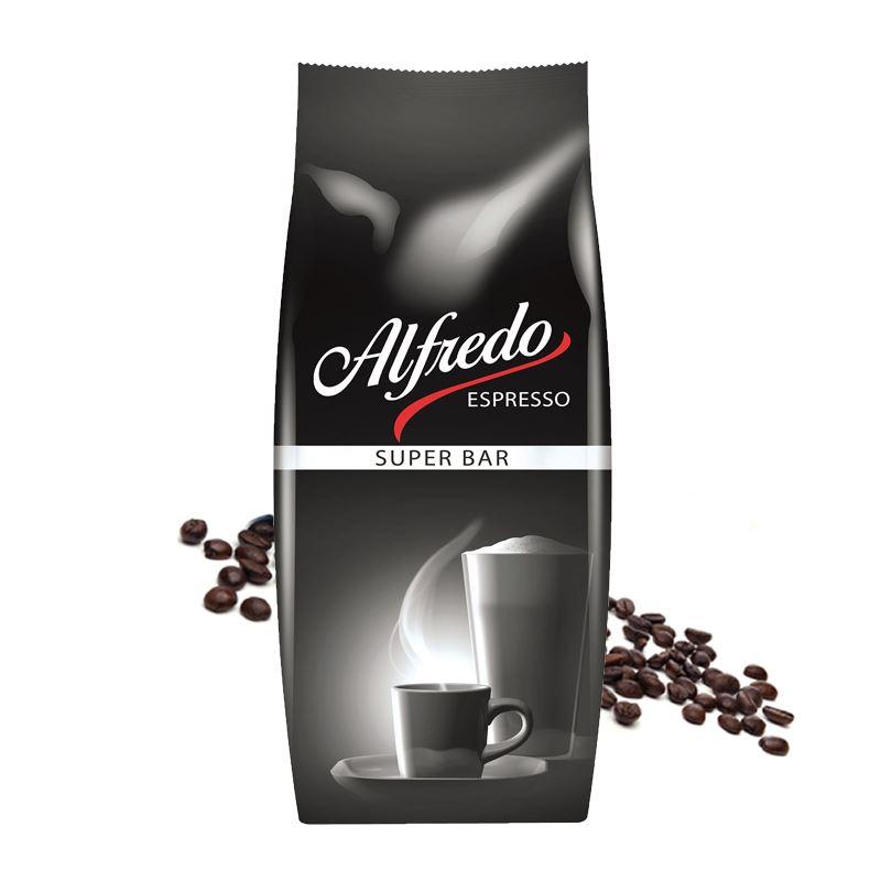 Alfredo Espresso Super Bar cafea boabe 1 kg