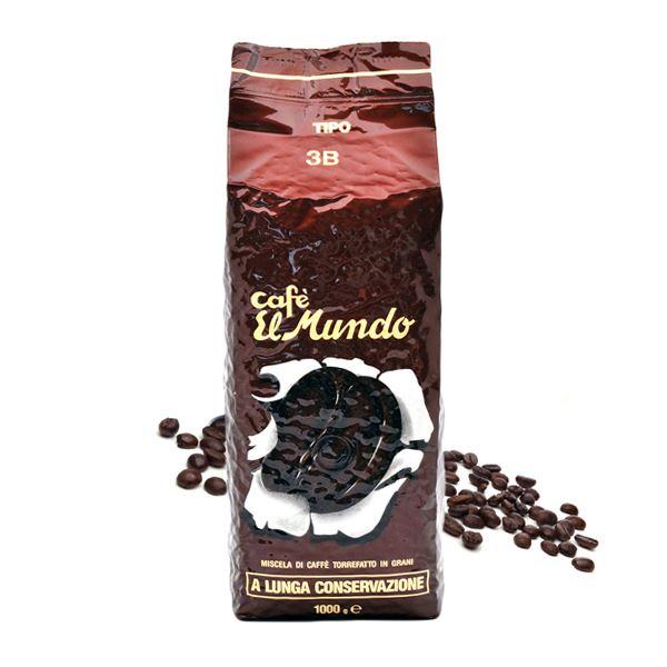 El Mundo 3B cafea boabe 1 kg