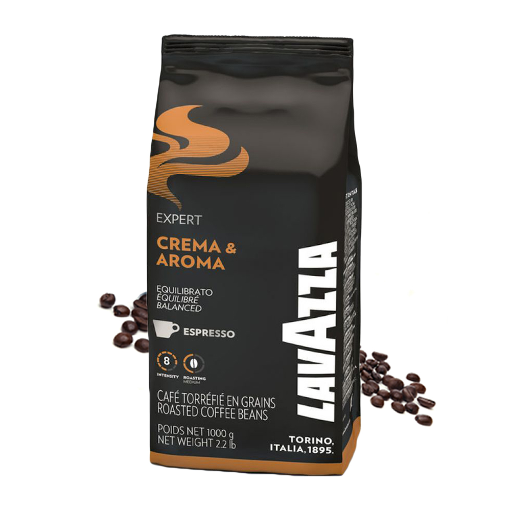 Lavazza Expert Crema e Aroma cafea boabe 1kg