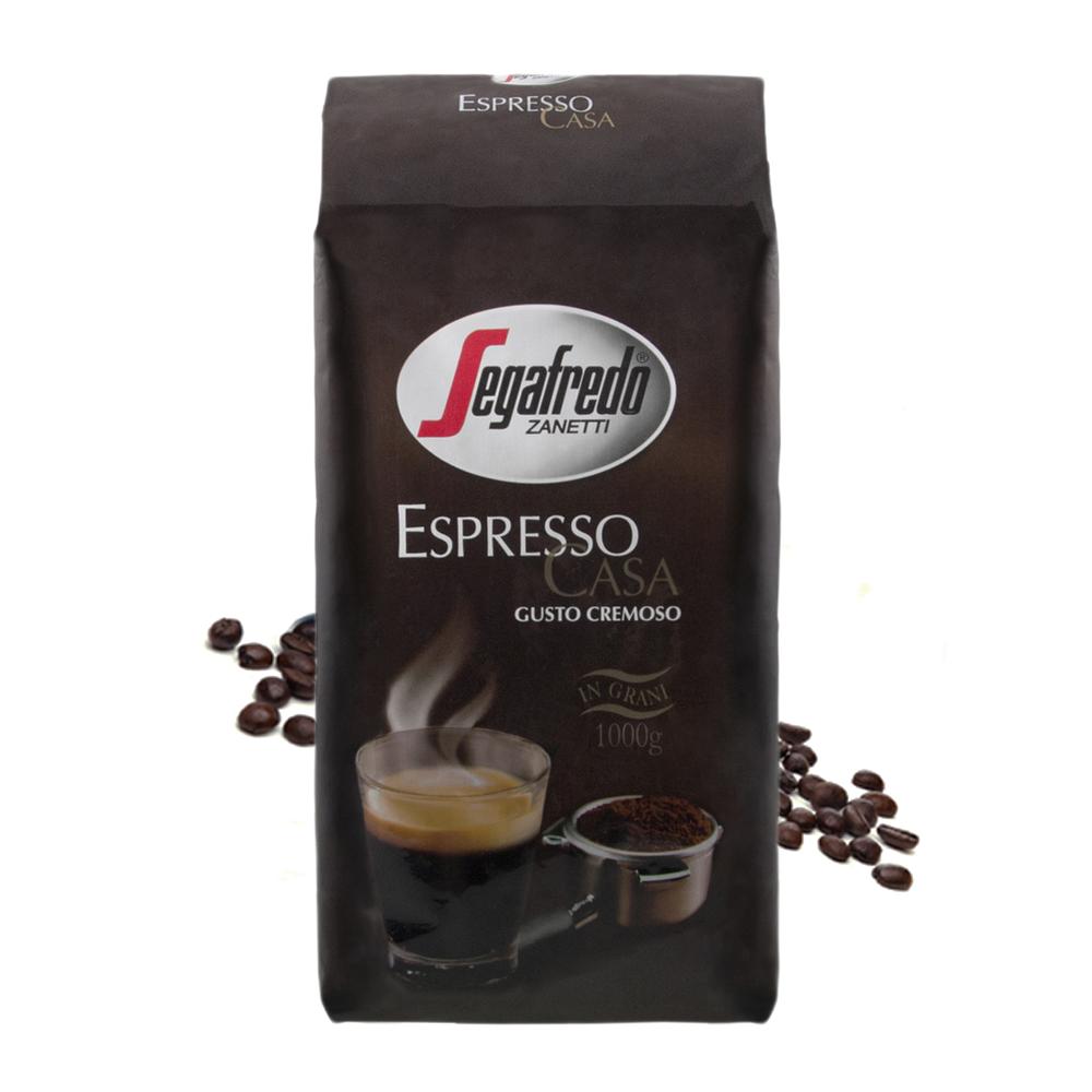 Segafredo Espresso Casa cafea boabe 1 kg