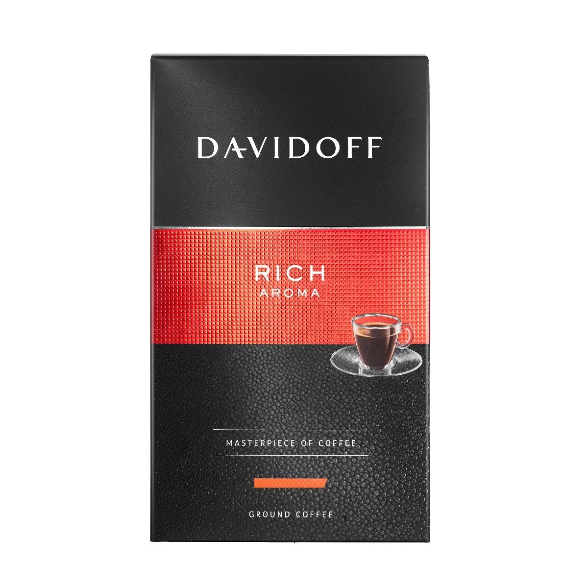 Cafea macinata Davidoff Rich Aroma 250g