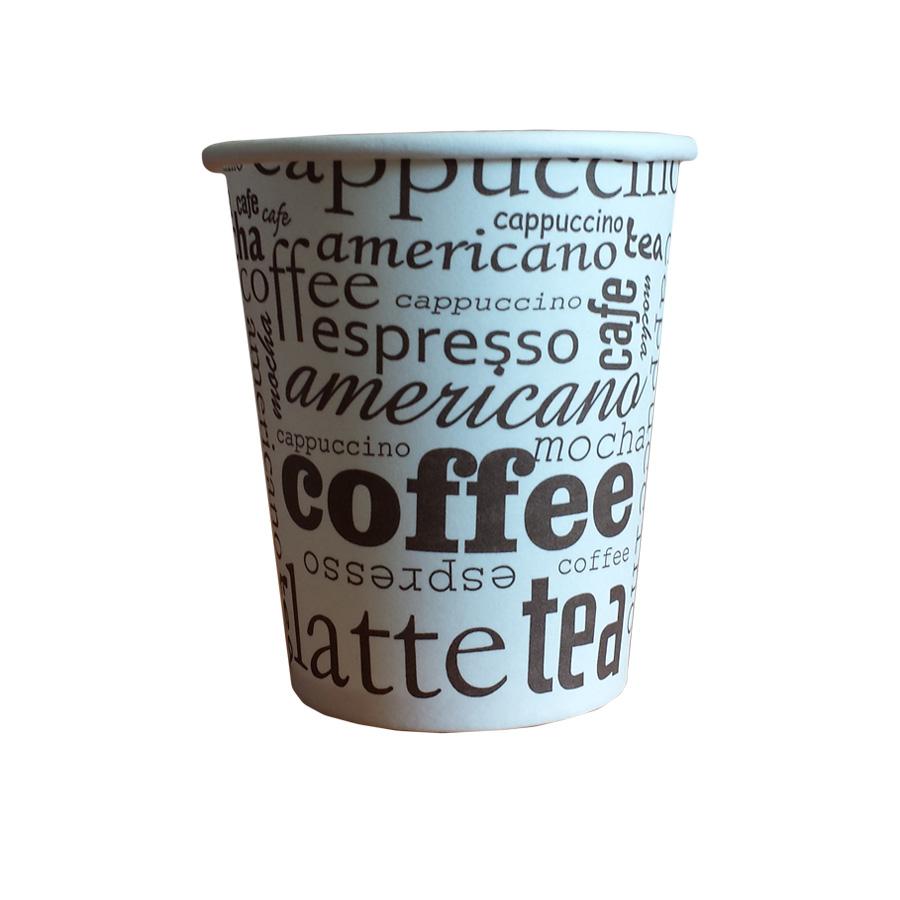 Cappuccino pahare 8oz 220 ml bax 1000 buc