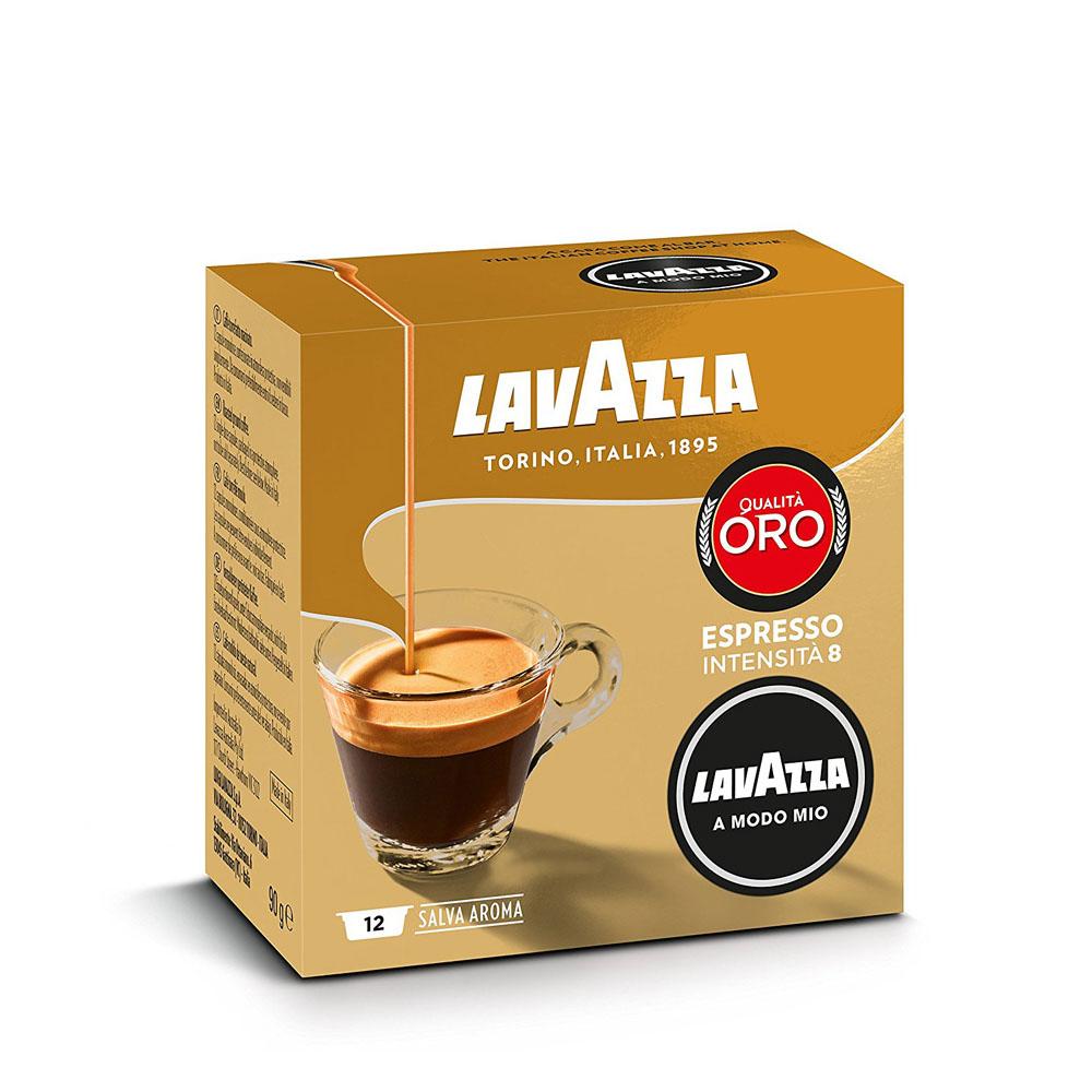 Lavazza A Modo Mio Qualita Oro cafea capsule 12 buc