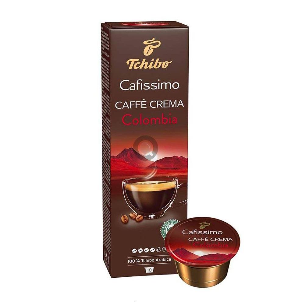 Tchibo Cafissimo Caffe Crema COLOMBIA capsule 10 buc
