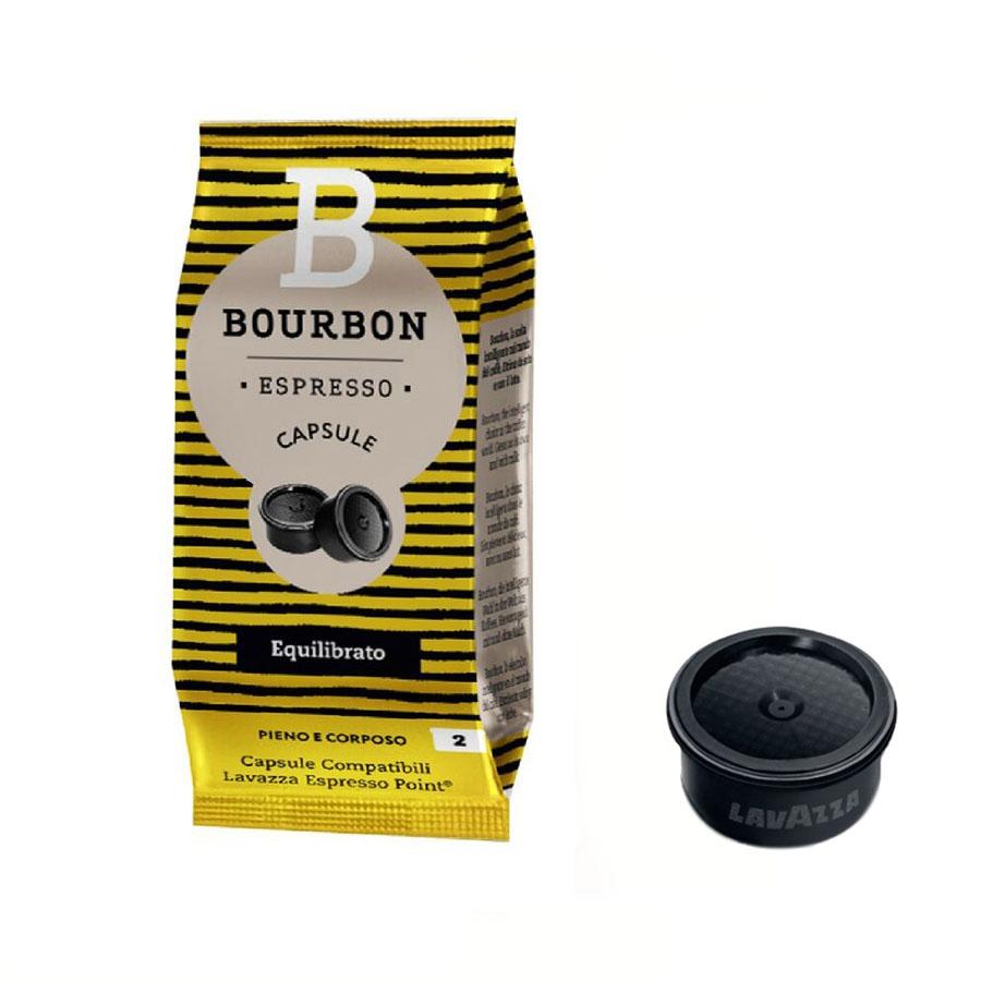 Lavazza Espresso Point Bourbon Equilibrato capsule 50 buc