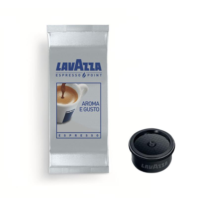 Lavazza Espresso Point Aroma e Gusto capsule 100 buc