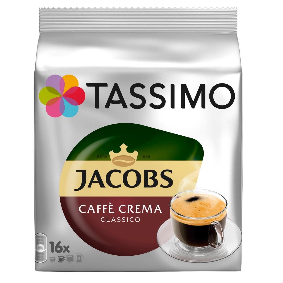 Capsule Tassimo Caffe Crema classico 16 buc