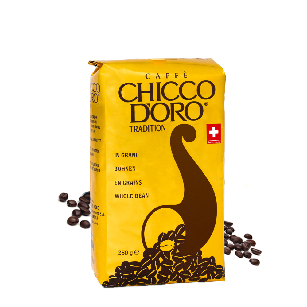Chicco D-oro cafea boabe 250g