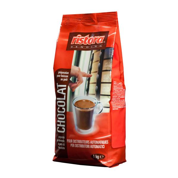 Ristora Rosso ciocolata instant 1 kg