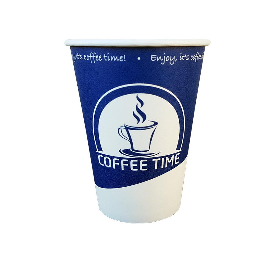 Coffee Time 7oz pahare automate carton bax 2250 buc