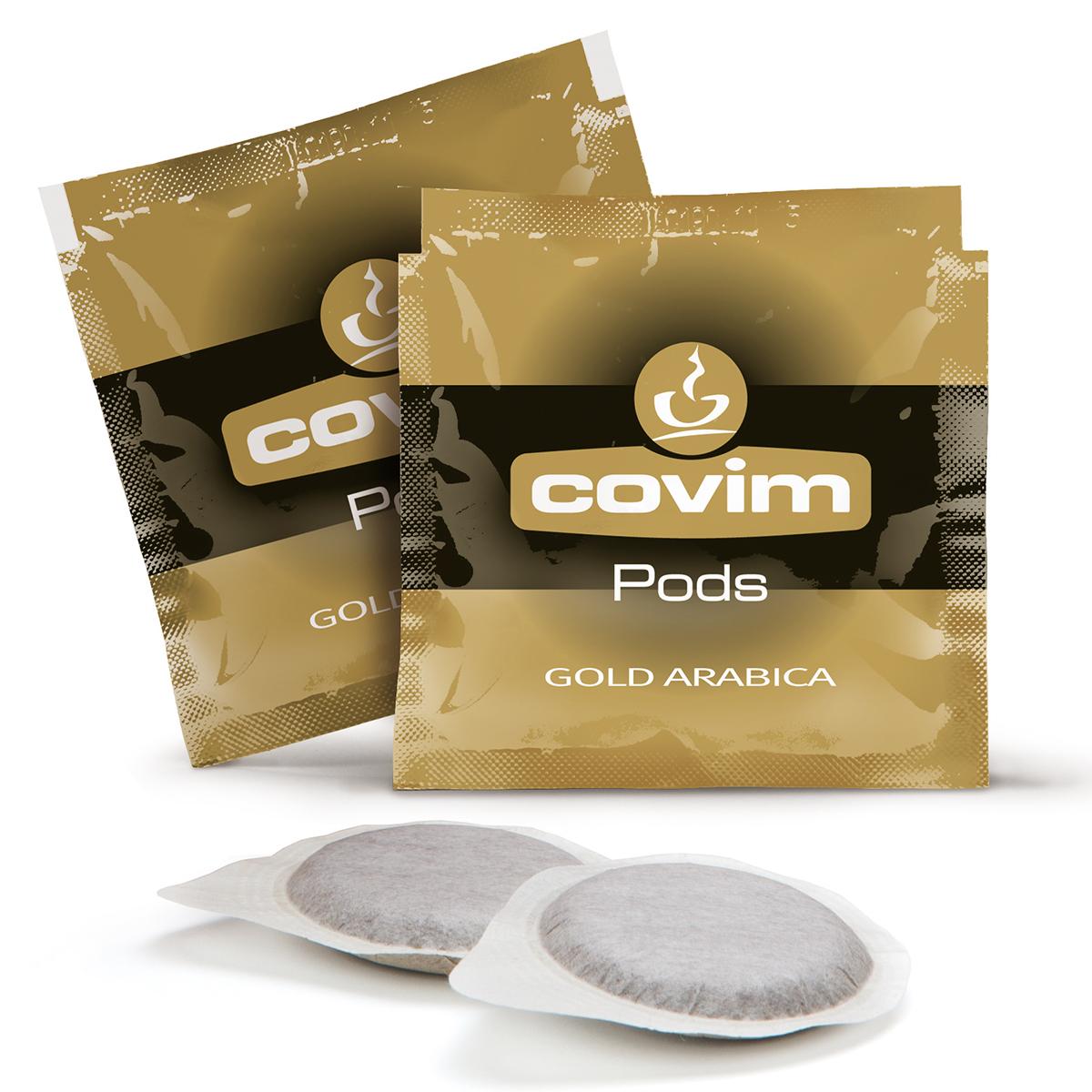 Covim Gold Arabica monodoze ESE 25 buc