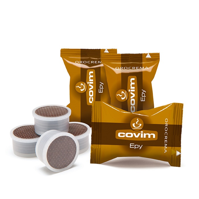 Covim Orocrema capsule compatibile Lavazza Point 100 buc