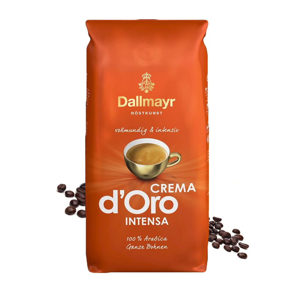 Dallmayr Crema D-Oro Intensa cafea boabe 1 kg