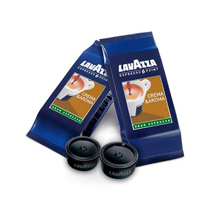 Lavazza Espresso Point Crema e Aroma GRAN Espresso capsule 100 buc