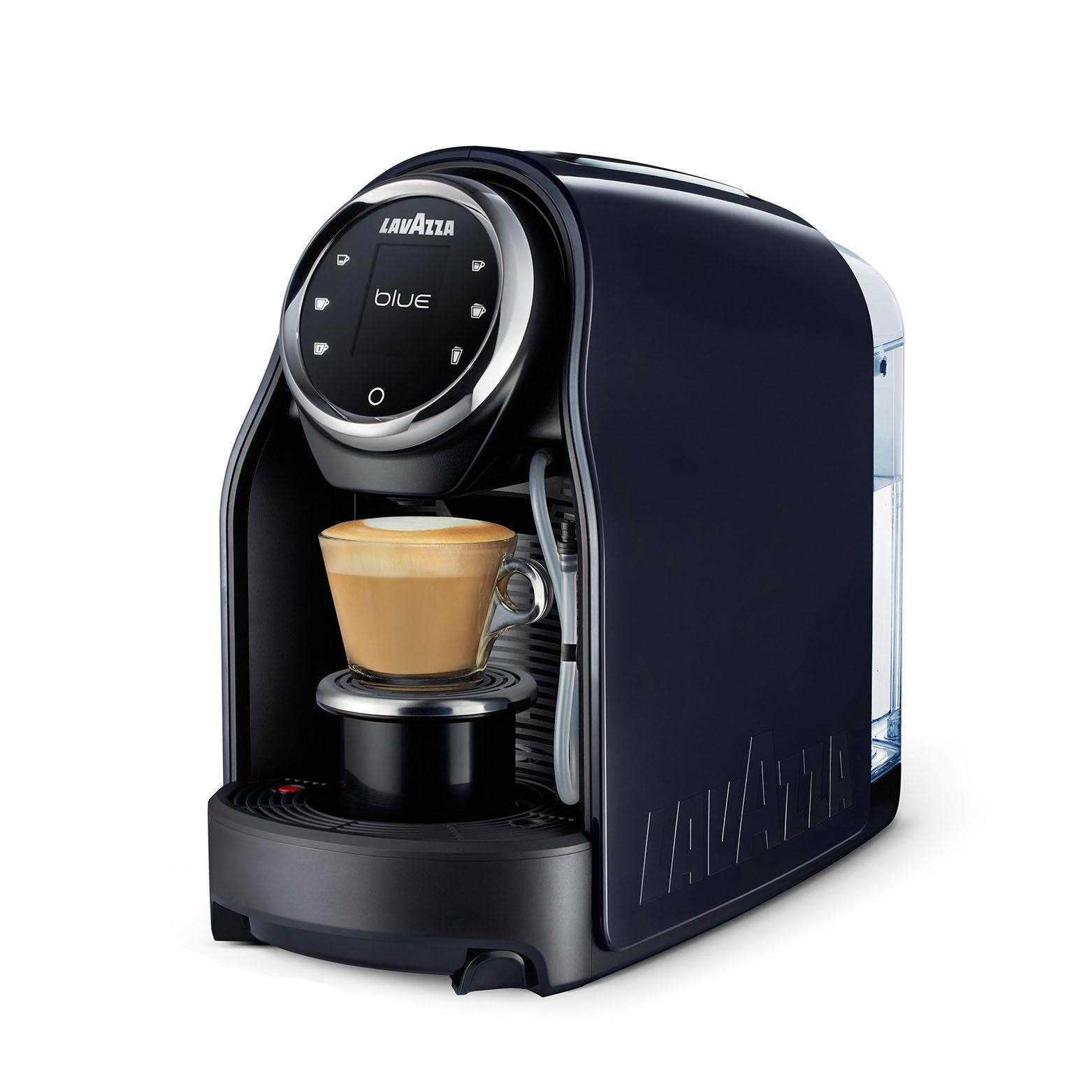 Espressor Lavazza LB 1200 Classy Milk, compatibil Lavazza Blue, 1455W, 1.8 lt, 3 selectii, milk frother