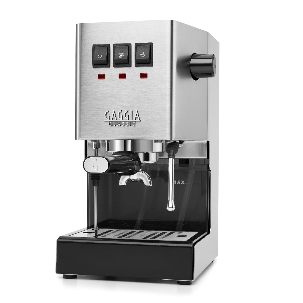 Espressor manual Gaggia Classic 2019, 1050 W, 2.1 L, 15 bar