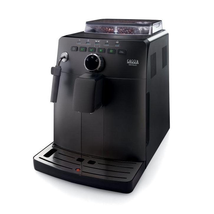 Espressor automat Gaggia Naviglio Classic, 15 bari, 1.5 l, 300g, 1850W, Steamer, cafea cadou