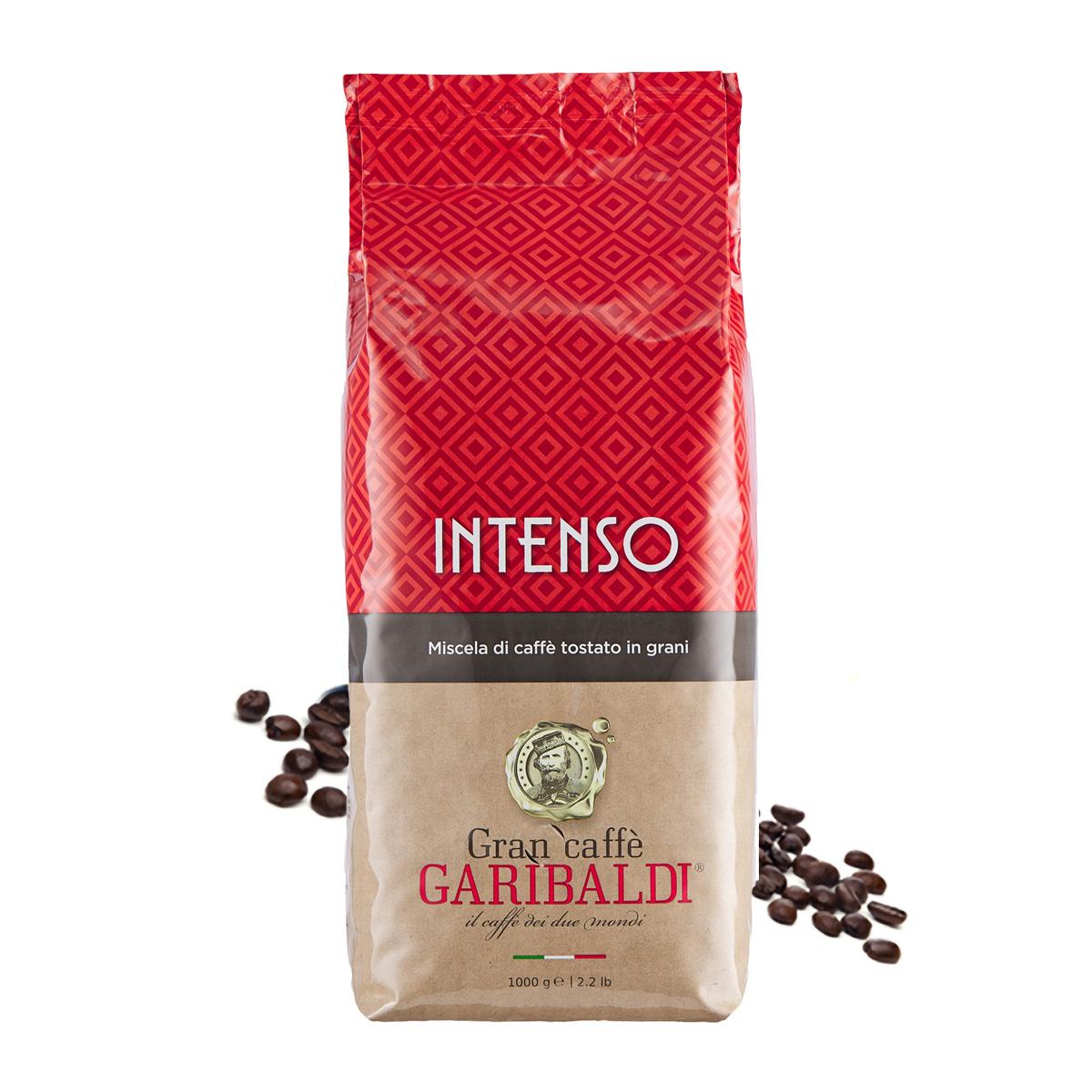 Garibaldi Intenso cafea boabe 1 kg