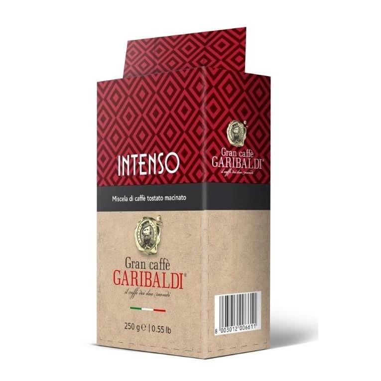 Garibaldi Intenso cafea macinata 250g