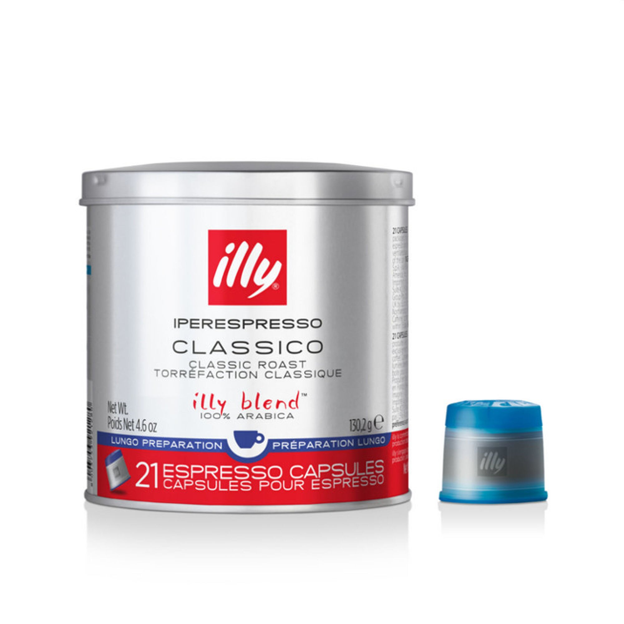 Illy Iperespresso Lung capsule 21 buc
