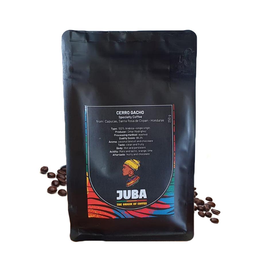 Juba Cerro Gacho Honduras cafea de specialitate 250g