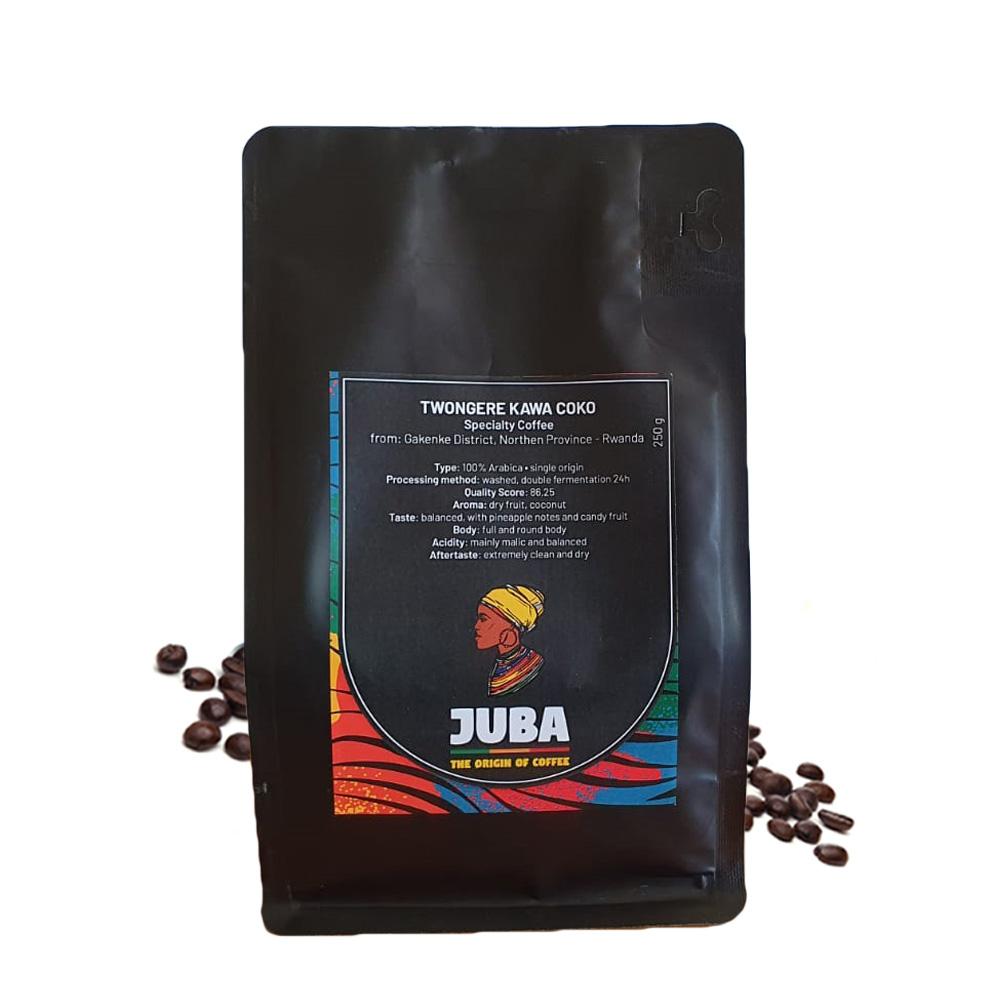 Juba Twongere Kawa Coko Rwanda cafea de specialitate 250g