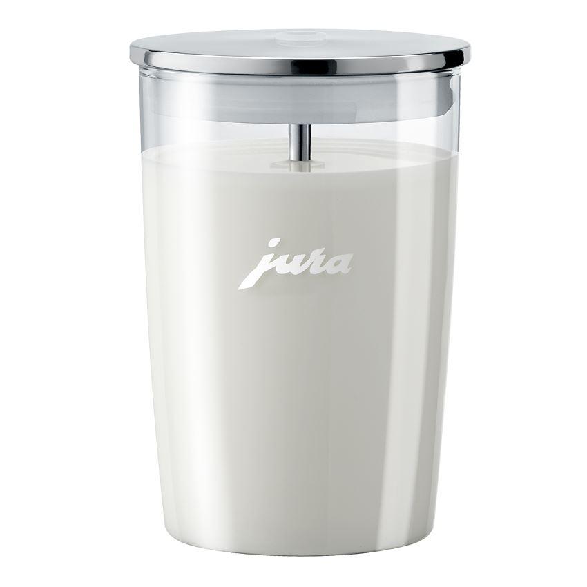 Jura Recipient de lapte din sticla 0.5l