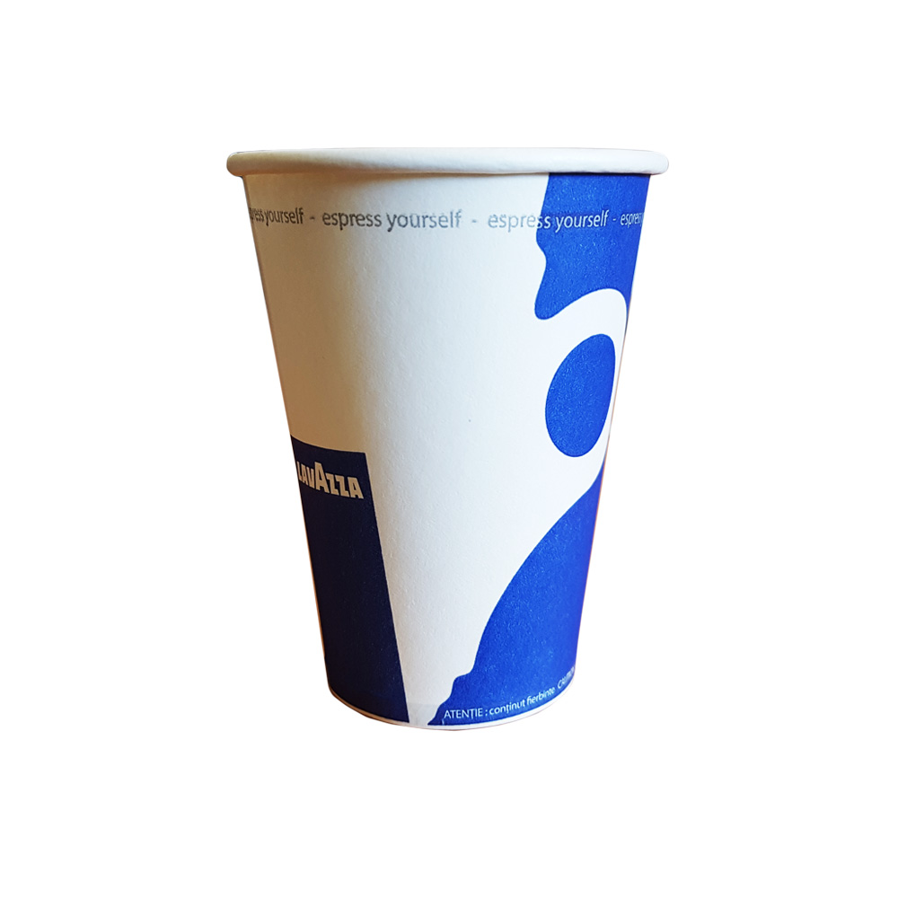 Lavazza pahare carton 170 ml BAX 3000 buc