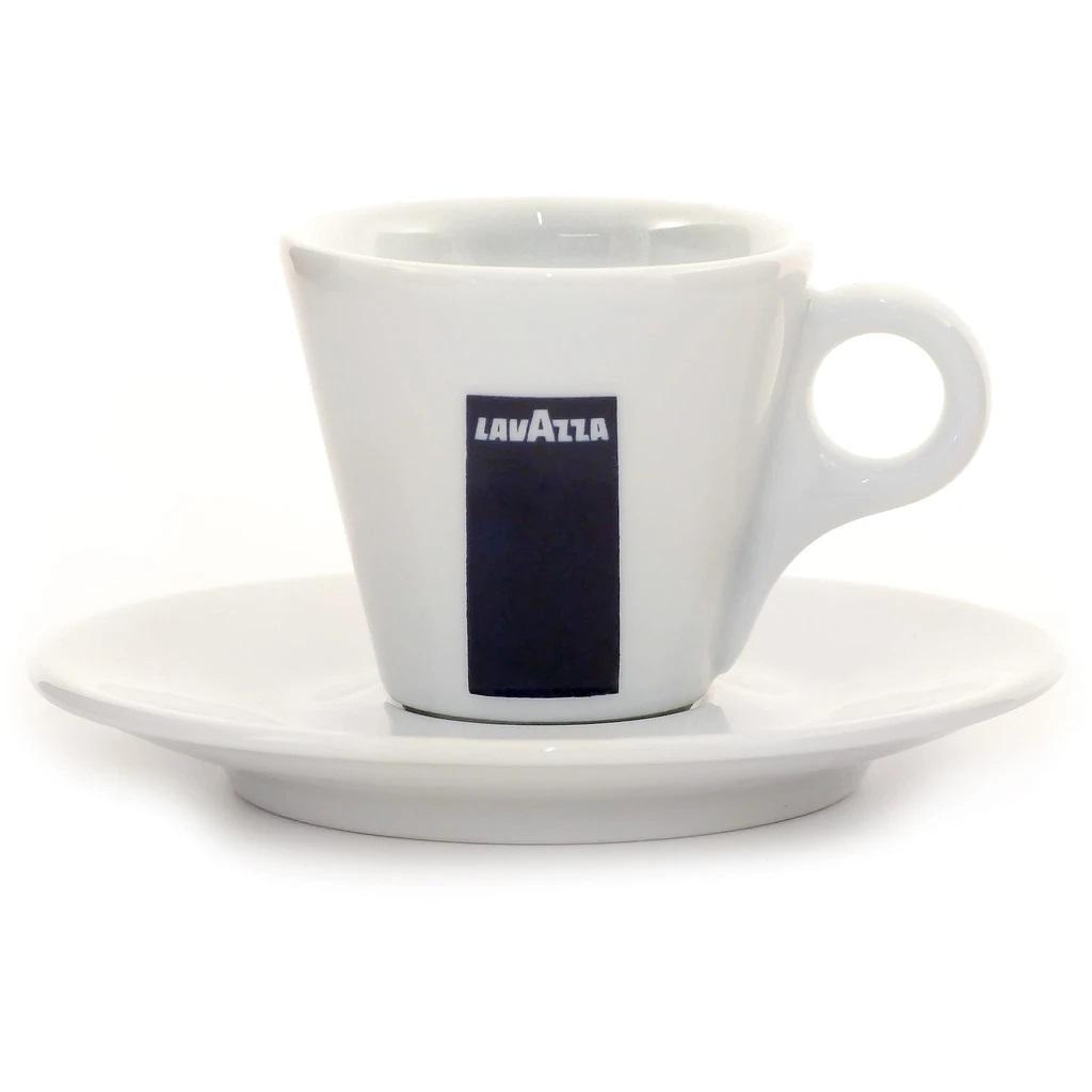 Lavazza cesti Espresso ceramica si farfurii set 12 buc