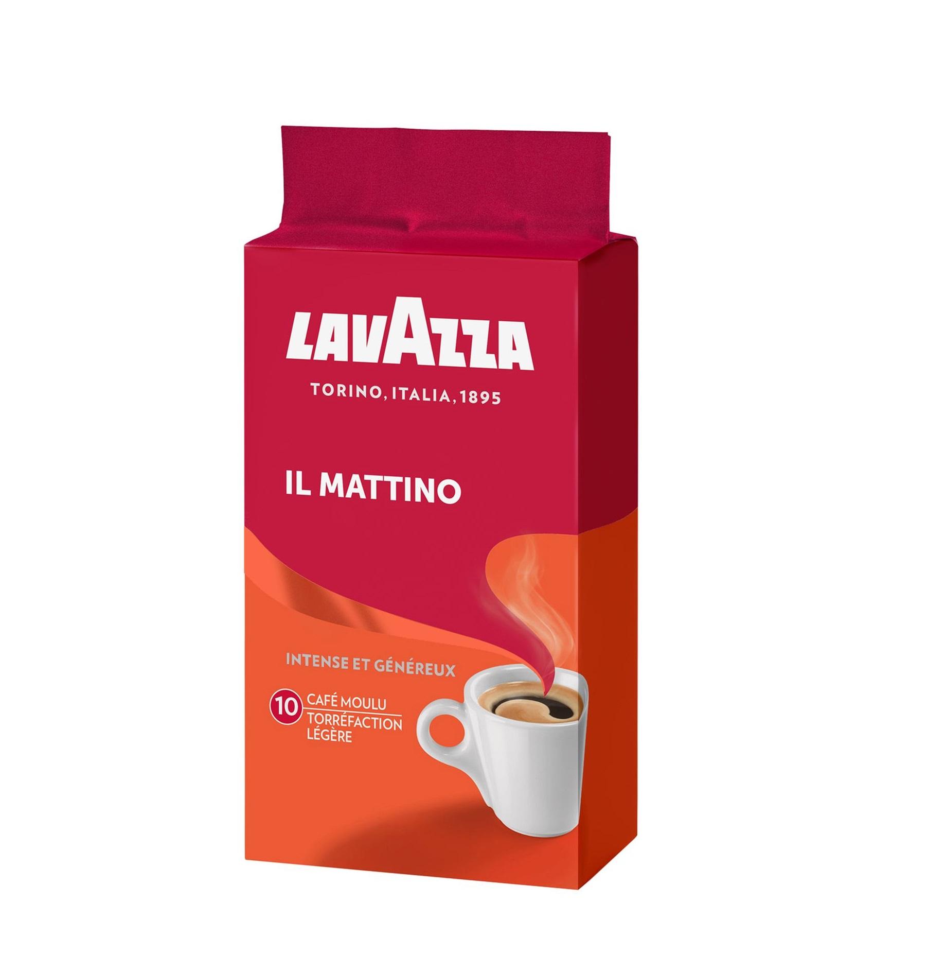 Lavazza il Mattino cafea macinata 250g