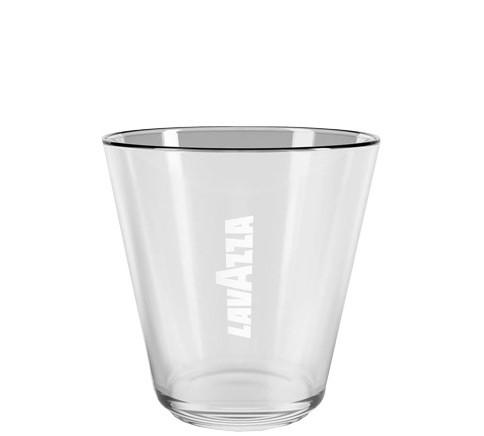 Lavazza pahare sticla mici set 12 buc PLA3333
