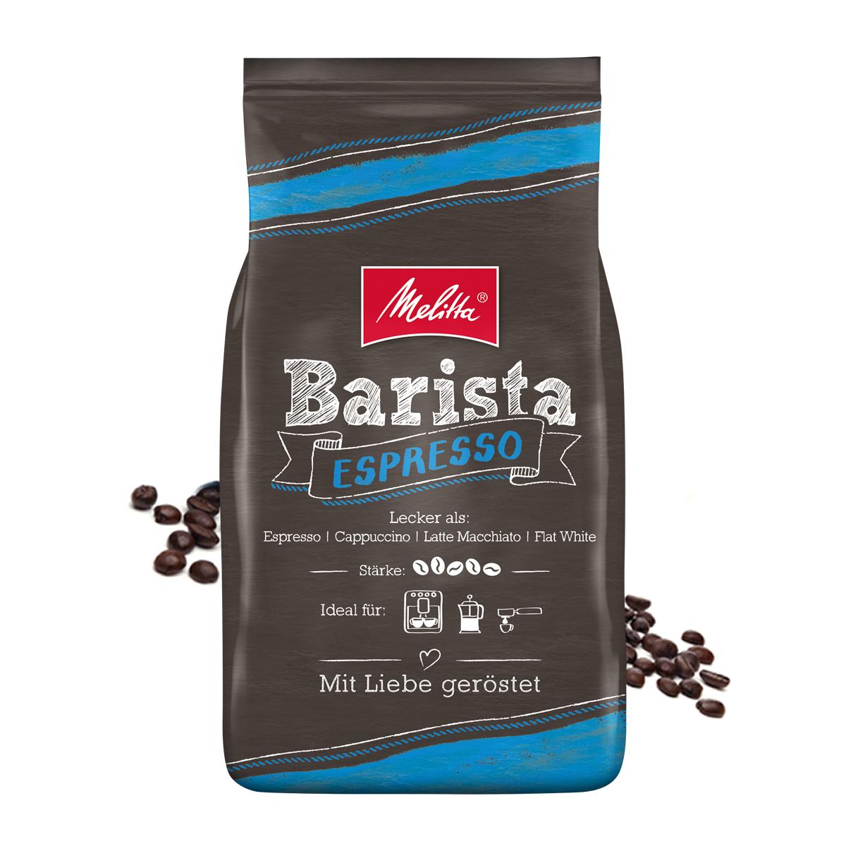 Melitta Barista Espresso cafea boabe 1 kg