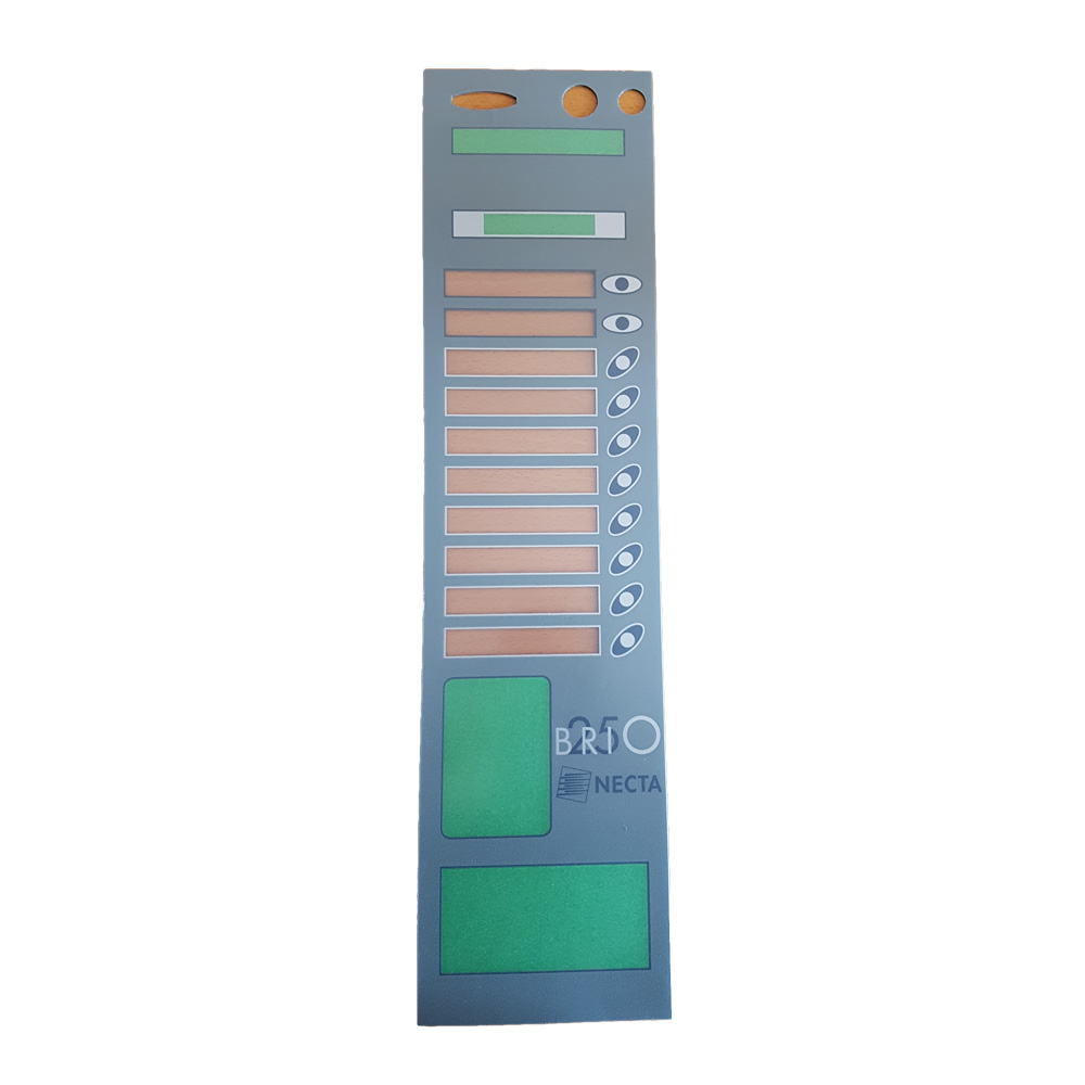 Necta Brio 250 panou selectii 0V2422