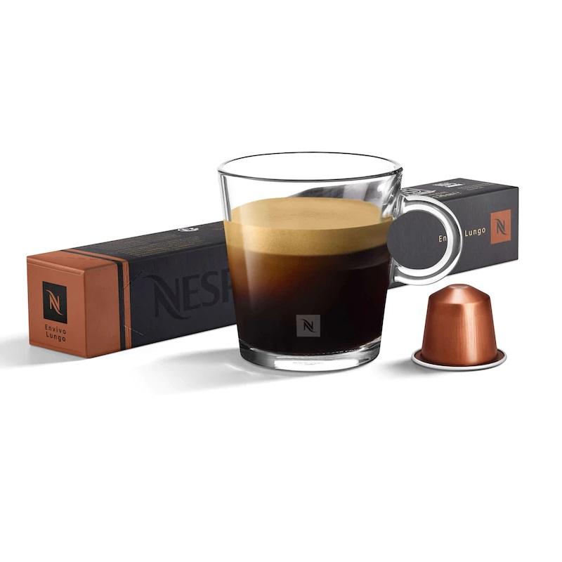 Nespresso Envivo Lungo capsule 10 buc