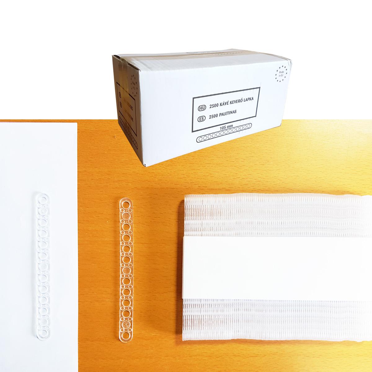 Palete automate Perforate 105 mm cutie 2500 buc