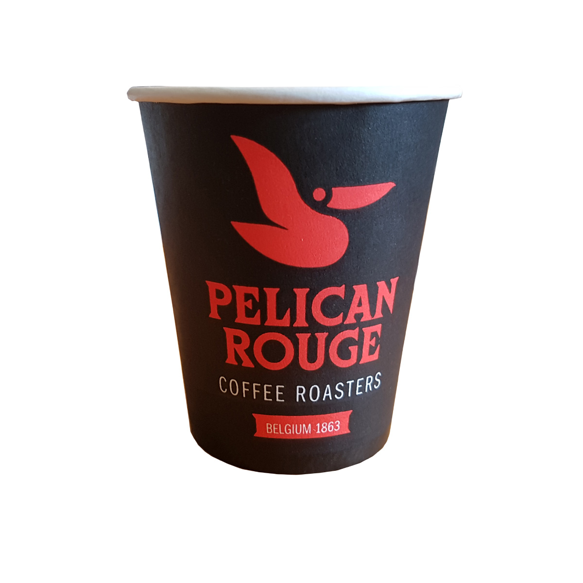 Pelican Rouge pahare carton 8 oz bax 1000 buc