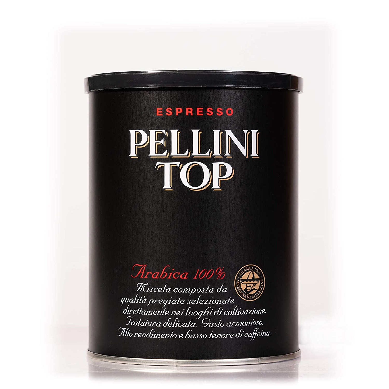 Pellini Top cafea macinata cutie metalica 250g
