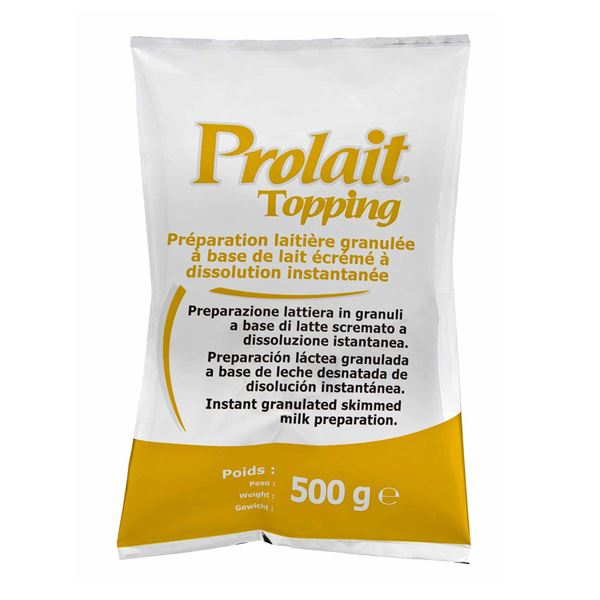 Prolait topping Giallo 500gr