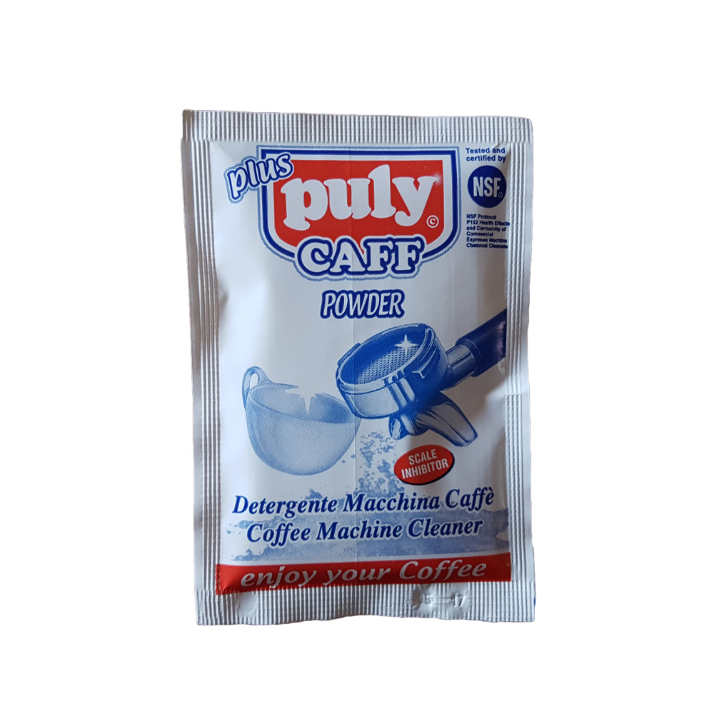 Puly Caff detergent curatare plic 20g