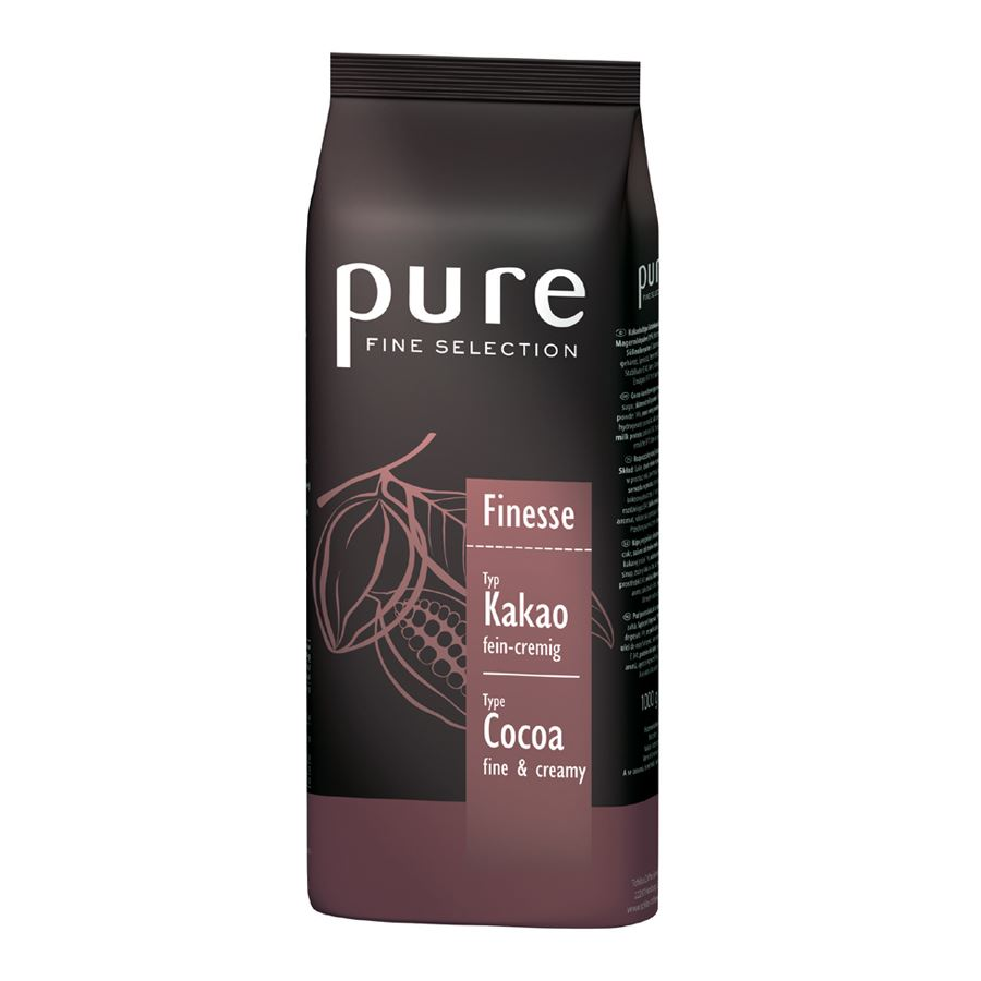 Pure Finesse ciocolata instant 1kg