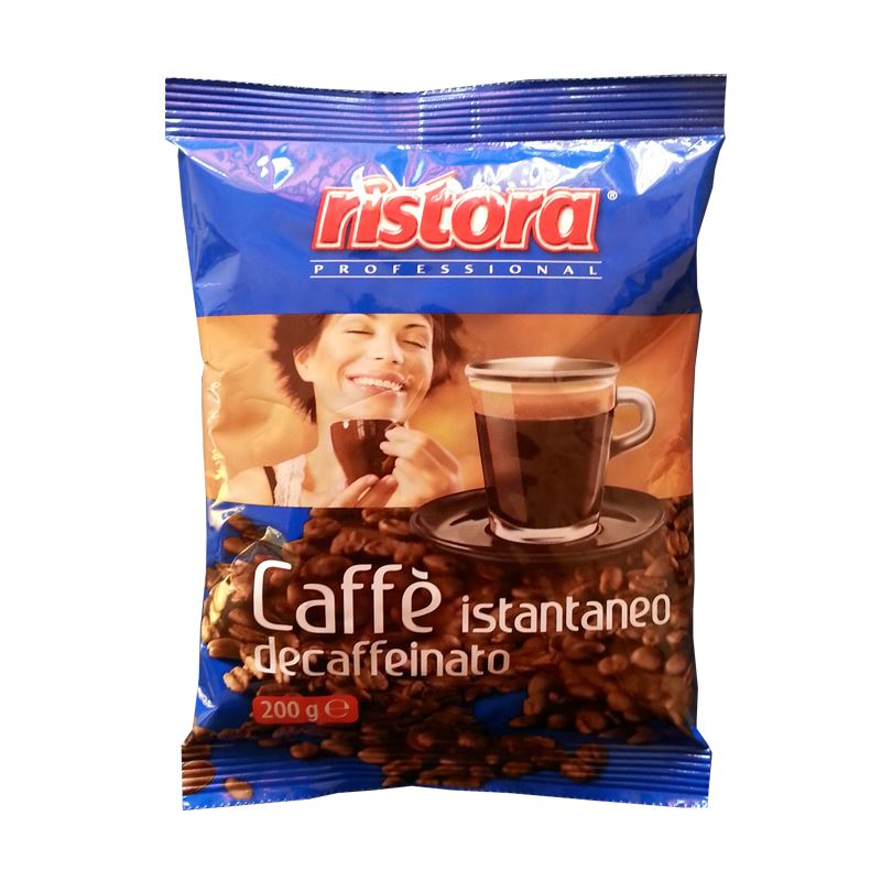 Ristora cafea instant granulata decofeinizata 200 gr