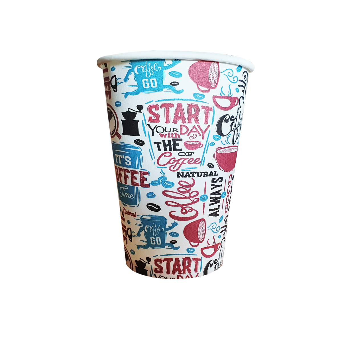 Start pahare carton 180ml bax 1500 buc
