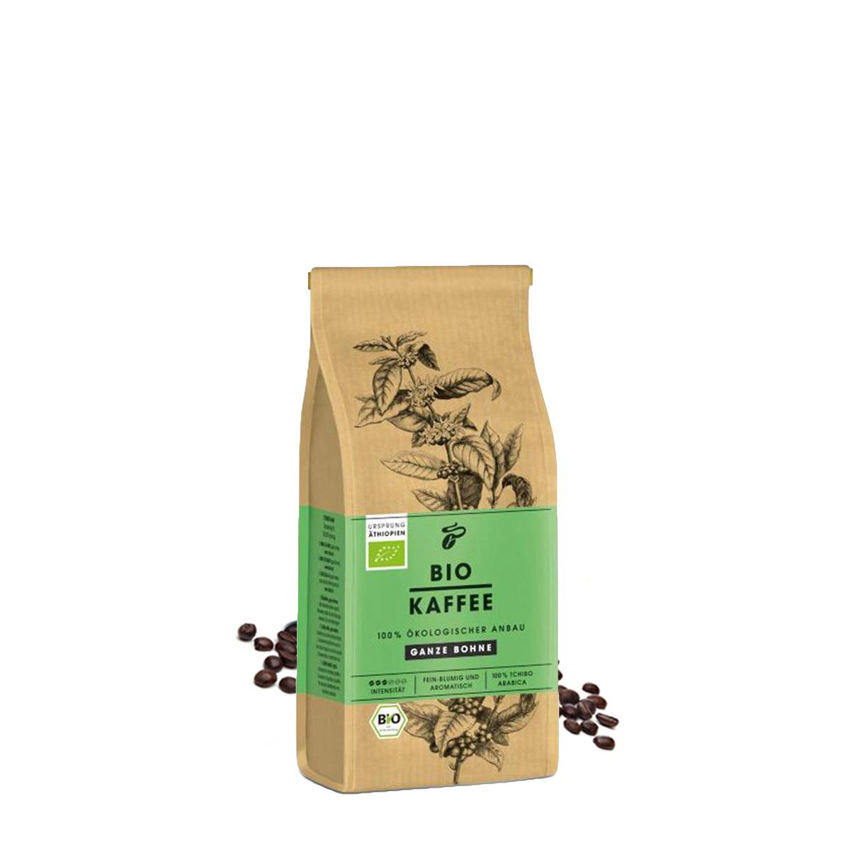 Tchibo BIO cafea boabe 250g