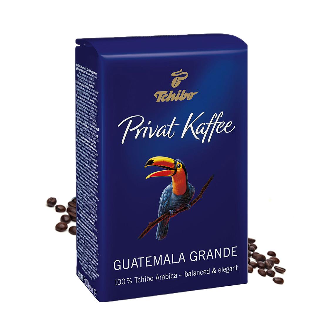 Tchibo Privat Kaffee Guatemala Grande cafea boabe 500g